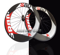 SRAM S80 clincher 700c crank chainwheel carbon fiber road racing cycling wheelset