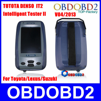 2014 Professional TIS IT2 DENSO Intelligent Tester 2 IT II Tester2 V04/2013 For TIS/Lexus/Suzuki Free DHL