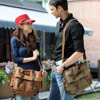 Hot sale!! Men Canvas Shoulder Bag, messenger bag ,free shipping