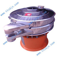 Food of special vibrating screen