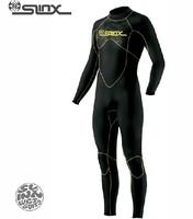 Slinx DISCOVER 1106 5mm Neoprene Wetsuit Men's towel lining Scuba Diving winter Swimming Snorkeling Spear Fishing Waterskiing