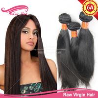 for your nice hair 6a Top Grade Peruvian Virgin Hair Straight Rosa Hair Products Peruvian Human Hair Extensions Free Shipping