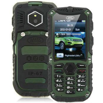 Original XP5300 2.8 inch sreen GSm Guad band Waterproof dustproof mobile phone Shockproof rugged cellPhone old man russian menu