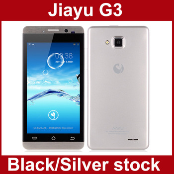 New Arrival free shipping JIAYU G3s  4.5 inch IPS G3+  MTK6589 Quad core Mobile phone
