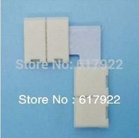 10mm-4p L shaped 5050 RGB LED Strip Interface , PCB board splitter connector