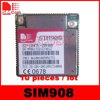 Simcom GPS/GSM/GPRS GPS GSM GPRS Module SIM908