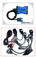 100% warranty New 2014 R1 TCS CDP pro plus with bluetooth add 8 pcs car cables for cars and trucks 3 in 1 ----Fast SHIPPING !