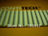 Free Shipping T2.5 Width 6mm T teeth Industrial  PU Open Ended Timing Belt T2.5-6mm  for 3D printer  (10m/lot)  Wholesale$16