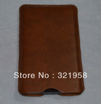 2pcs/lot Pu Leather Case Android Sleeve for 4.5-5.0 Inch ZOPO C2,ZP810,ZP980,THL W8+,Lenovo A920,N828,Neo N003 Phone