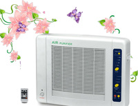 Free shipping+Hepa Air Purifier with timer and 500mgh ozone generator for home and office+CE+ROHS