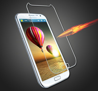 0.2mm 2.5D Premium Explosion-proof Anti-scratch Samsung Galaxy Note 2 II N7100 Tempered Glass Screen Protector Film