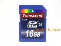 5pcs Transcend Class 10 Real 8GB 16GB 32GB 64GB SDHC card Wholesale High Quality SDHC Camera Memory Card+Package+Free Shipping