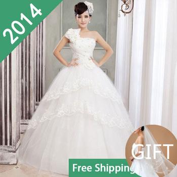 2014 hot Модный girl bow princess bridal dress sexy Кружево up apparel the Стиль ...