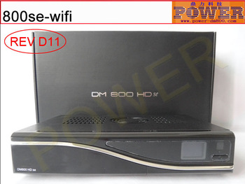dvb-s2 original sim A8P security DM800se M tuner DVB 800se 300M WIFI ,sunray 800 HD SE  D6 Version digital Satellite TV Receiver