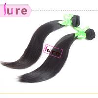 Queen hair products Peruvian Straight hair,100% human virgin hair 1pcs lot,Grade 5A,unprocessed hair