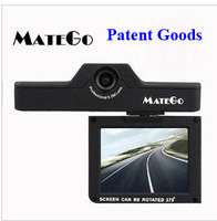 Free Shipping  Matego Brand Factory Authorizing Sale  Full HD 1080P 2.7 Patent  Car DVR Video Camera Recorder