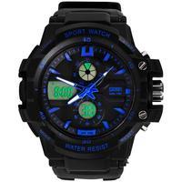 Men Sports Watches Military Army Watch Multifunction Digital Watch Brand 30M Waterproof Men's Wristwatch