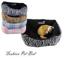 Pet Dog/Cat Bed Soft House  Warm Kennel Pet Cushion Pad Mat