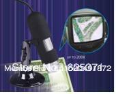 USB 400 Times user-friendly tele-microscope,digtal microscope,handheld endoscope camera