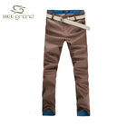 2013 New  Men Pants  fashion Casual Pants Slim Fit Trousers  straight pants  nine colors  Free Shipping MKX054(China (Mainland))