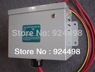 Industrial and Factory 200kw 3 Phase Power Saver Electricity Energy Saving Devices Economizer for Energy reducer(China (Mainland))