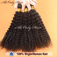 Grade 6A Mongolian Kinky Curly Virgin Hair 3Pcs Lot,Unprocessed Mongolian Kinky Curly 8-30Inch,Human Hair Extensions Tangle Free