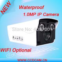 Waterproof IR network IP Camera HD 720P 1.0 Megapixel IP Camera EC-IP30H2