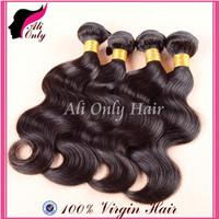 """Brazilian body wave 4pcs lot,cheap 6A brazilian virgin hair body wave 8""""-30"""",unprocessed virgin brazilian hair human hair weaves"""