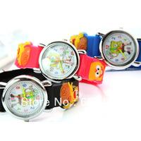 #CW0194 Wholesale kid watch plastic model wristwatches Silicone digital waterproof watches for children cartoon watch