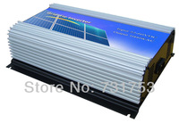 1000W  Solar Grid Tie Inverter For Solar Energy System ,LCD display ,22-60VDC,90-260VAC, 50Hz/60Hz ,