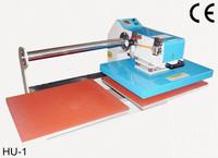 Heat Transfer/Press Machine, Top Glide Printer, L380*W380mm, Print T-shirt, Fabric, Glass, Metal, Ceramic, Wood,Video,Digital,QA