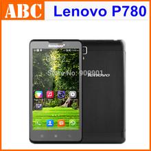 2014 NEW Lenovo P780 phone Express Original MTK6589 Quad Core Mobile Phone 5.0'' 1GB/4GB Android4.2 Dual SIM 4000mah big battery(Hong Kong)