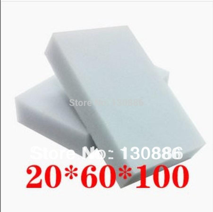 100pcs / gray melamine magic sponge cleaning brush super versatile nano clean car kitchen tools 100x60x20mm free shipping(China (Mainland))