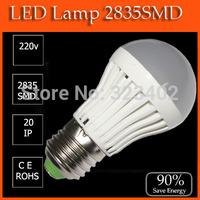 led lights High power led lamp E27 3W 5w 7W 10W 2835SMD 4w 6w 9w 12w 15w 5730smd AC220V Energy saving lamps office lamp lighting