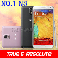 "Original 1:1 N9000 NO.1 N3 Android 4.2 MTK6589T Quad Core Cell Phone 5.7"" 1GB RAM 8GB ROM 13.0MP Camera Dual Sim 3G WCDMA"