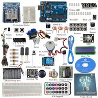 SunFounder Starter basic Kit for Arduino Beginner Uno R3 2560 Nano Leonardo