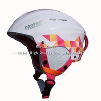 2014 New Fashion Ski Snowboard Freeride Helmet Protective Gear Men Women Large Medium White High Quality Wholesale