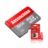 2015 Hotsale!! Micro SD card memory card microsd mini tf sd card 8GB/16GB/32GB/64GB real capacity class 10 for moblie phone mp3