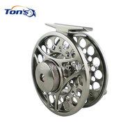 Aluminum Alloy Machine Cut Fly Fishing Reel  V3 7/8