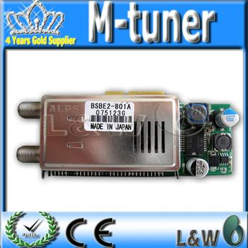 Satellite tv receiver Rev M tuner for dm800s satellite receiver, dm800hd pvr  Linux tuner free shipping