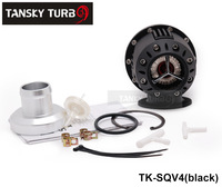 Tansky - Original color box and logo-SQV4 / BLOW OFF VALVE / SQV4 /TURBO BOV TK-SQV4 (black)