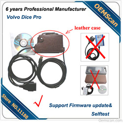 2013 super hot genius volvo scanner volvo Vida Dice PRO 2012A or 2012D Support Firware update and self test(China (Mainland))