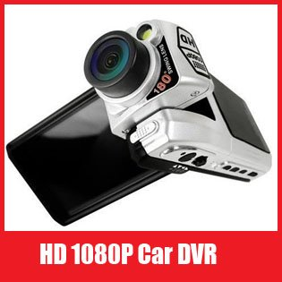 High Quality. HD 1080P 2.5'' LCD Vehicle Car DVR Recorder FL Night Vision HDMI (F900), Free Shipping+Retail Box