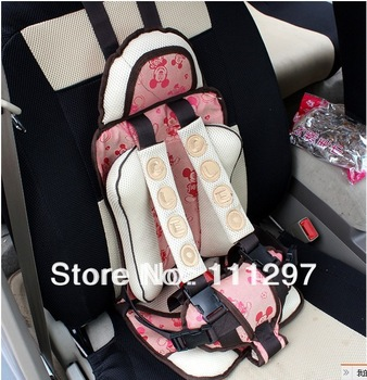 Free shipping 2012 New arrival, High quality Baby Car Seats/Child safety car seats / child car seat /6 colors