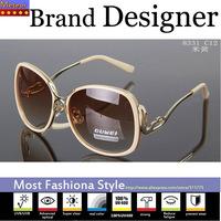 Shopping Malls Counters Vintage Glasses 2015,High quality Clear vision Lens Gashion Big Frame Sunglasses Women Brand Designer