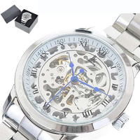 Brand Dress Watches For Men IK Automatic Self-Wind Stainless Steel Men's Watch With Japan Movement Big Size Watch-39870