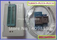 Free shipping Russian Manual 100% V6.0 TL866CS USB Universal Programmer/Bios programmer for Win7/Vista/Xp 64MBbits 13143+2items