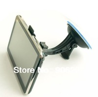 New Portable Mini HD 5 inch Car GPS Navigator 800*480 MP3/MP4 FM 128RAM WinCE 6.0 With 4GB Memory Card Maps