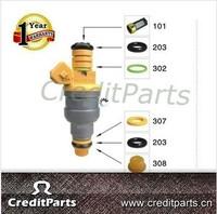 Free Shipping!Universal fuel injector repair service kits CF-001P2,200Set/Box