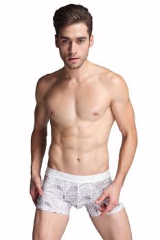 2014 Hot Sale Men's Underwear Shorts Boxer High Quality Plus size M-XXXL Free Shipping P041